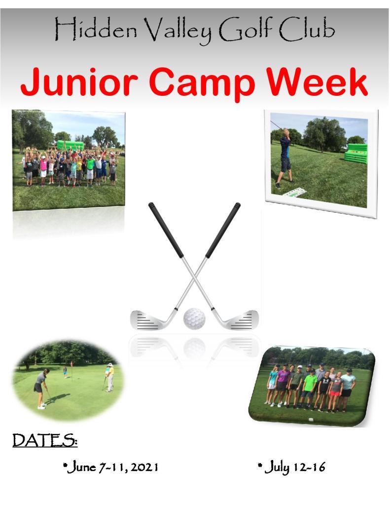 2021 junior camp